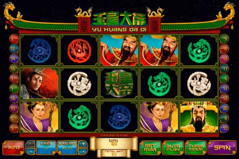jade emperor playtech pokie