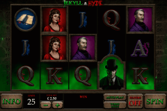 jekyll and hyde playtech pokie