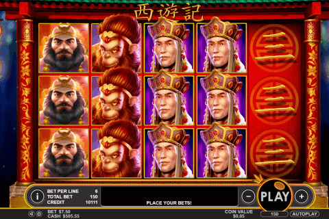 journey to the west pragmatic pokie