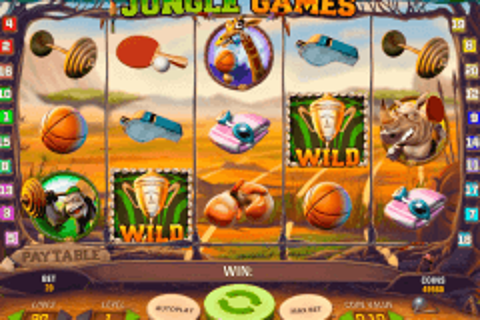 jungle games netent pokie
