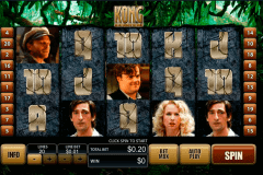 king kong playtech pokie