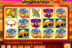 king of africa wms pokie
