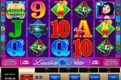 ladies nite microgaming pokie