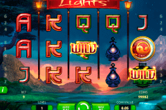 lights netent pokie