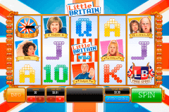 little britain playtech pokie