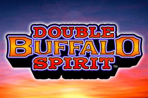 logo double buffalo spirit wms