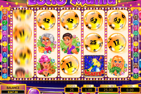 lotto mania pragmatic pokie