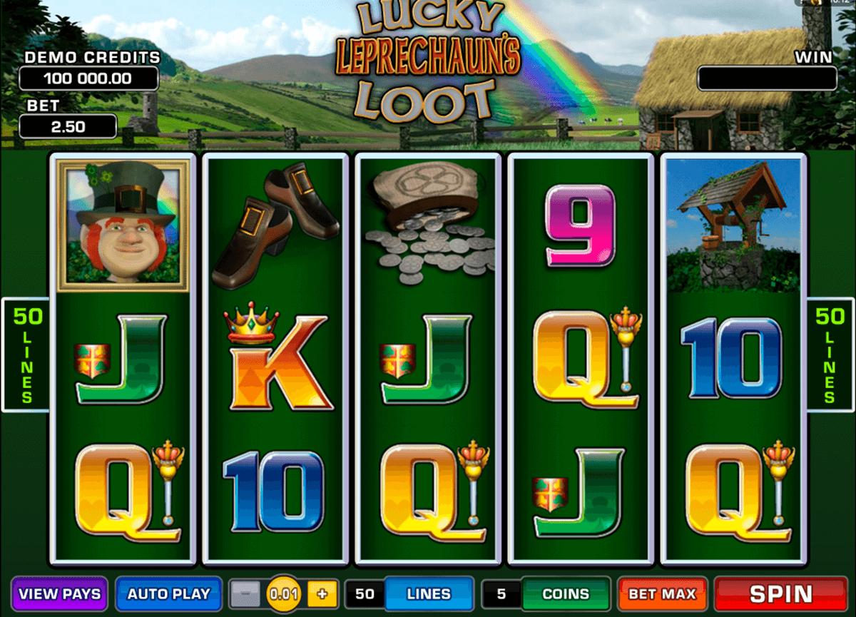 Spiele Lucky Leprechaun (Microgaming) - Video Slots Online