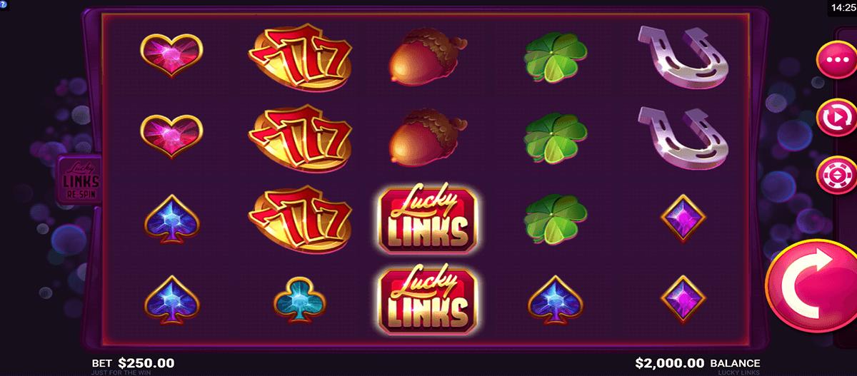 Lucky Links Slot Machine ▷ Play FREE Microgaming Pokies Online