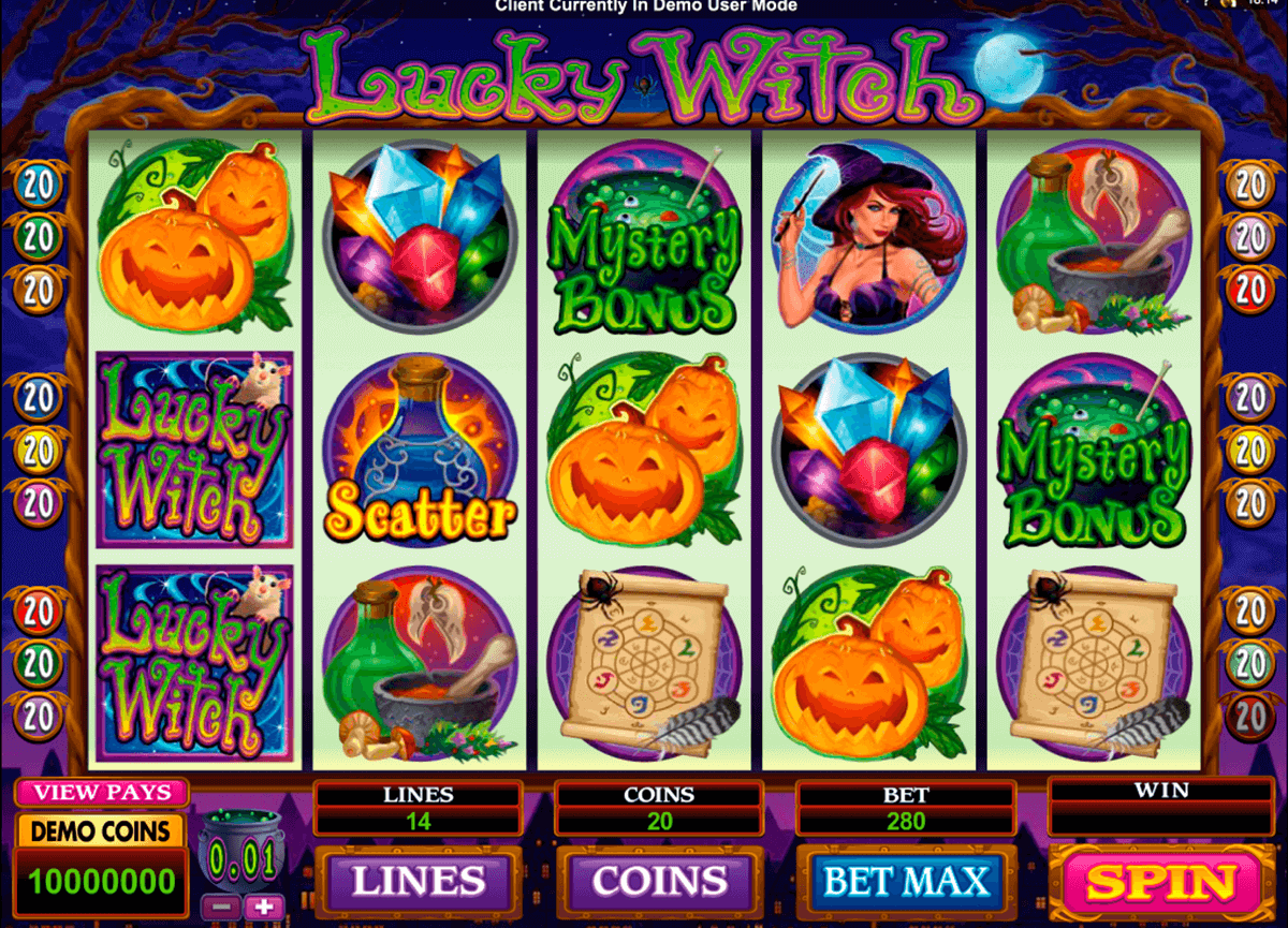 Spiele The Best Witch - Video Slots Online