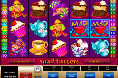 mad hatters microgaming pokie