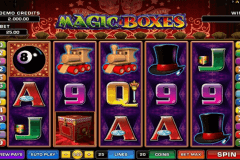 magic boes microgaming pokie