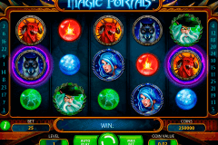 magic portals netent pokie