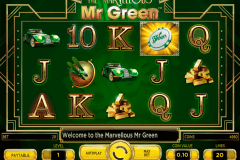 marvellous mr green netent pokie
