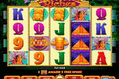 mayan riches igt pokie