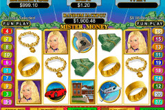 mister money rtg pokie