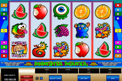 monster mania microgaming pokie