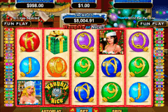naughty or nice rtg pokie