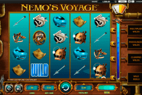 nemos voyage wms pokie