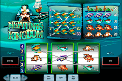 neptunes kingdom playtech pokie