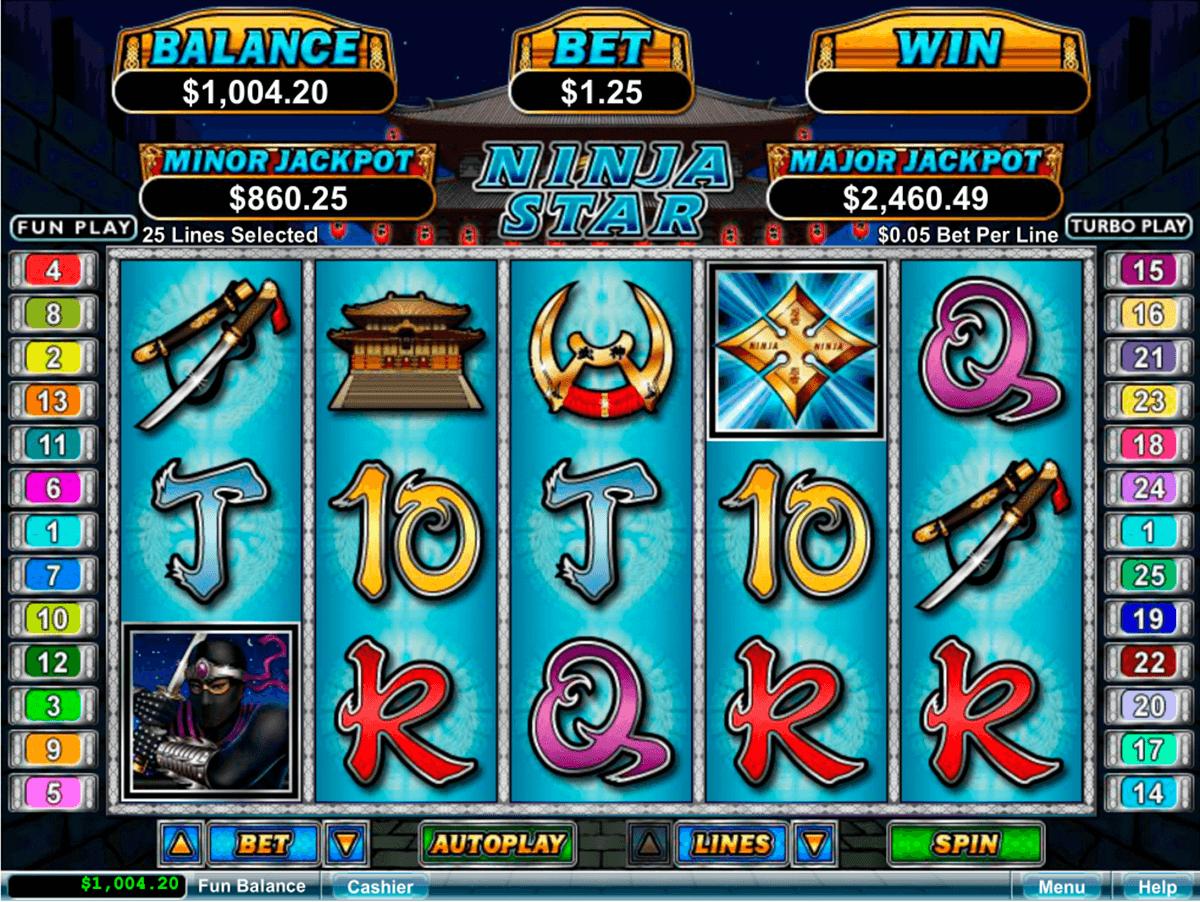 Best slot machines at winstar