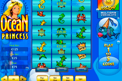 ocean princess playtech pokie