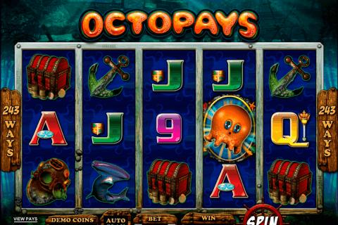 octopays microgaming pokie