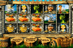 once upon a time betsoft pokie