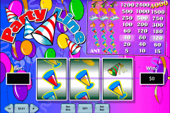 party line playtech pokie
