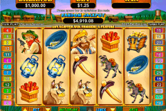 pay dirt rtg pokie