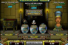 pharoahs gems microgaming