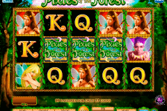 piies of the forest igt pokie
