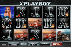 playboy microgaming pokie