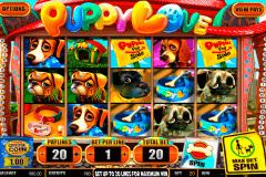 puppy love betsoft pokie