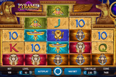 pyramid quest for immortality netent pokie