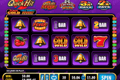 quick hit black gold bally pokie