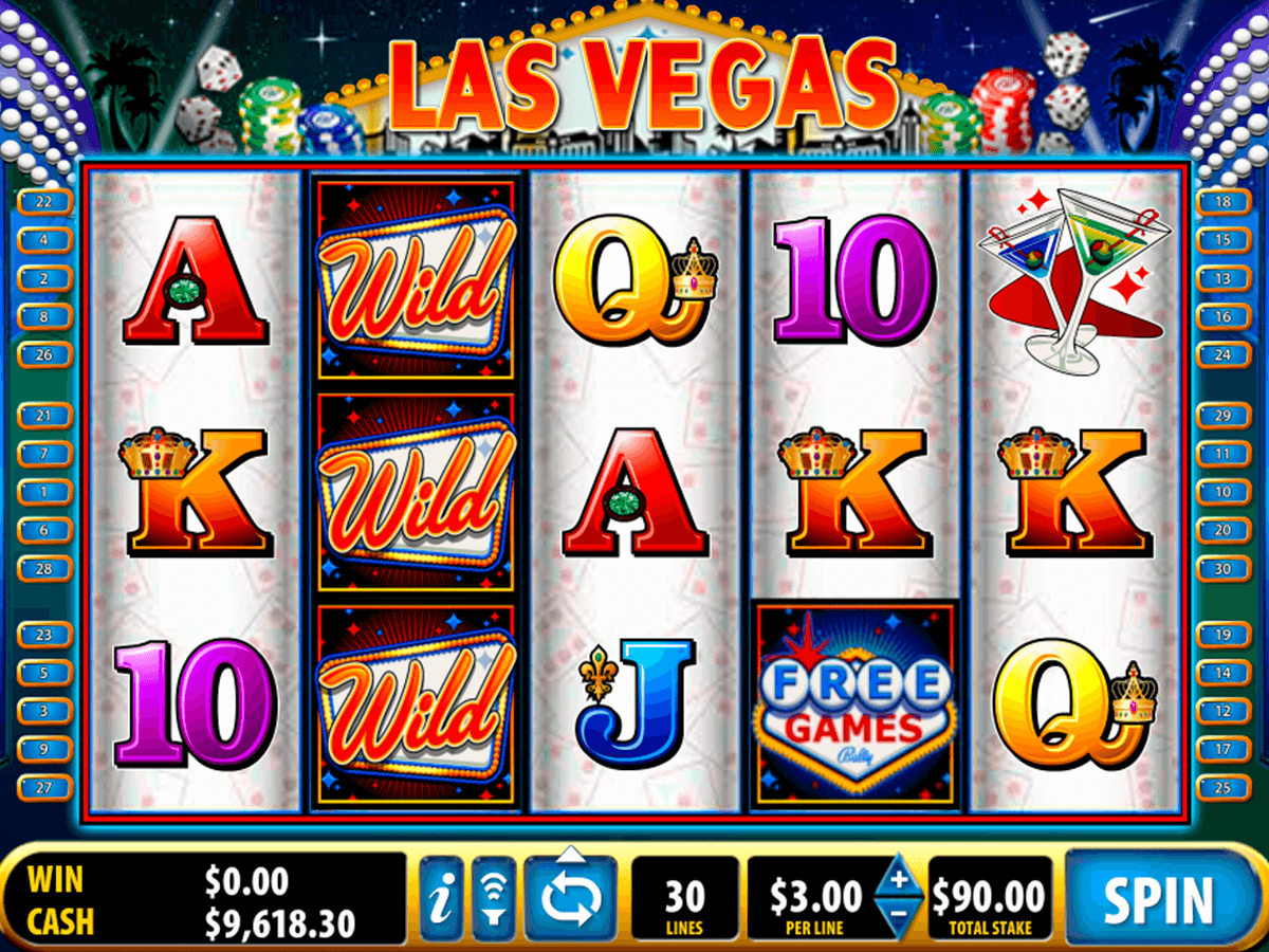 How to get free slot play in las vegas