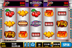 quick hit platinum bally pokie