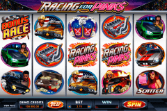 racing for pinks microgaming pokie