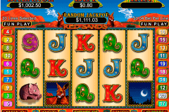 red sands rtg pokie
