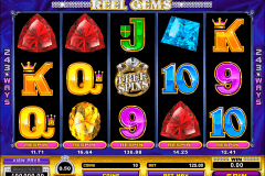 reel gems microgaming pokie