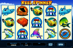 reel spinner microgaming pokie