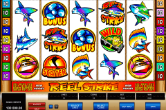 reel strike microgaming pokie