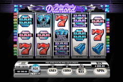 retro reels diamond glitz microgaming pokie