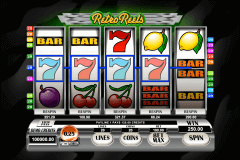 retroreels microgaming pokie