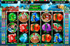 return of the rudolph rtg pokie