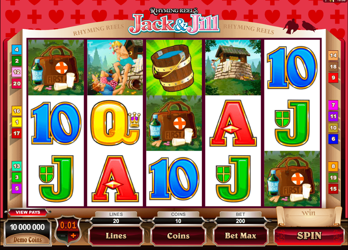 Jack in the Box Free Play Slot