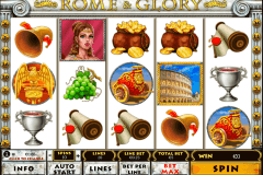 rome and glory playtech pokie