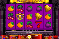 royal spins igt pokie