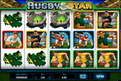 rugby star microgaming pokie